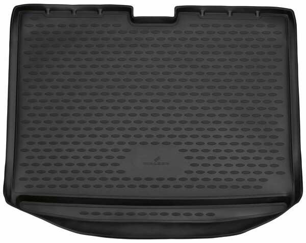 XTR trunk mat for Renault Captur II hatchback double floor year 01/2020-Today