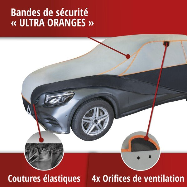 Bâches anti-grêle Perma Protect SUV taille L