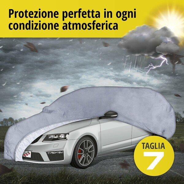 Telone protettivo All Weather Premium size 7 grigio