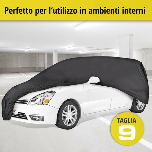 Telone protettivo Indoor Soft size 9 nero