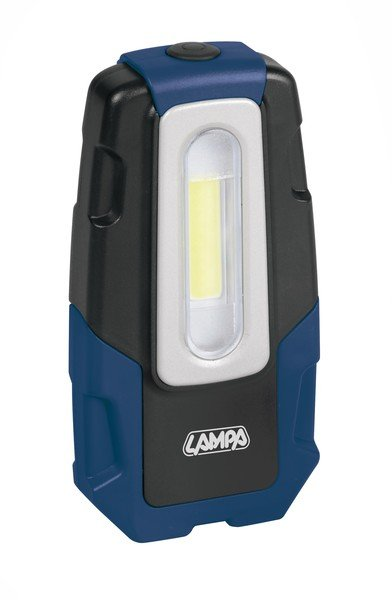 Rechargeable LED inspection light 12/24/230V