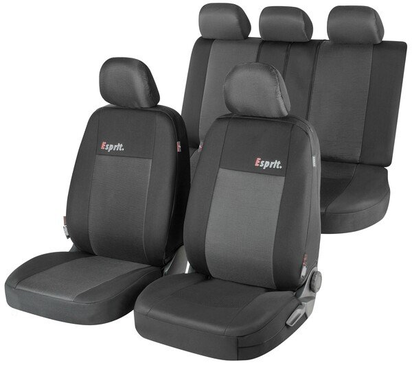 ZIPP IT Premium Esprit car Seat covers with zip system