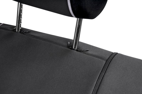 Car Seat cover Modulo for rear seat bench 8 pieces
