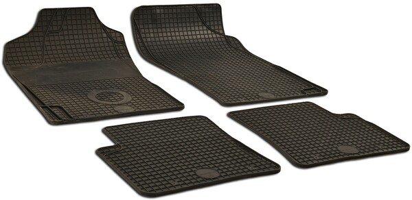 Rubber mats for Peugeot