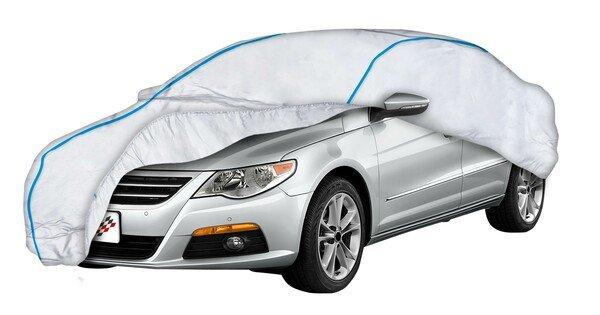 Car tarpaulin Sun Reflect size 5 silver