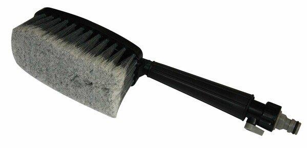 Brosse à laver universelle avec raccord de tuyau