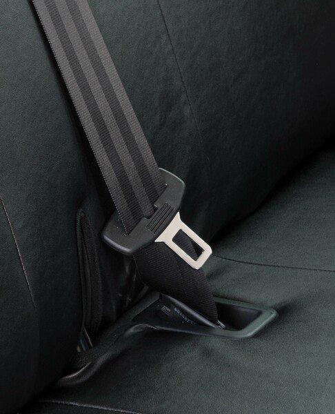 Autoschonbezug Transporter aus Kunstleder für VW T5, Doppelbank hinten