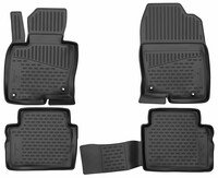 XTR rubber mats for Mazda CX-5 year 11/2016 - Today