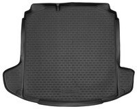XTR Boot mat for Skoda Rapid year 07/2012 until Facelift 2017