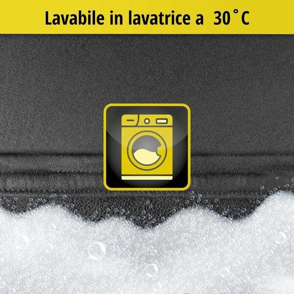 Telone protettivo Indoor Soft size 8 nero
