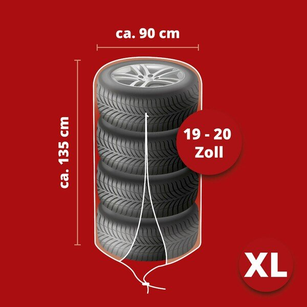 Reifentasche Größe XL 19-20 Zoll Reifen