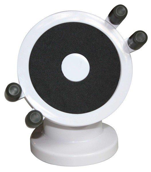 Universal device holder white