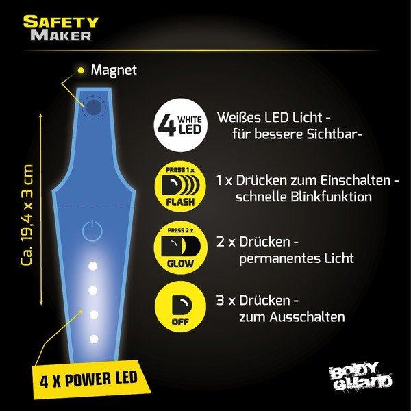 Reflektor Multilight XL blau