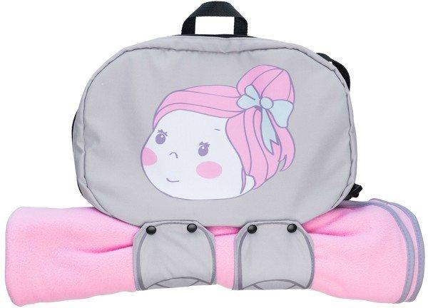 Organisateur de sac à dos Ballet Doll rose