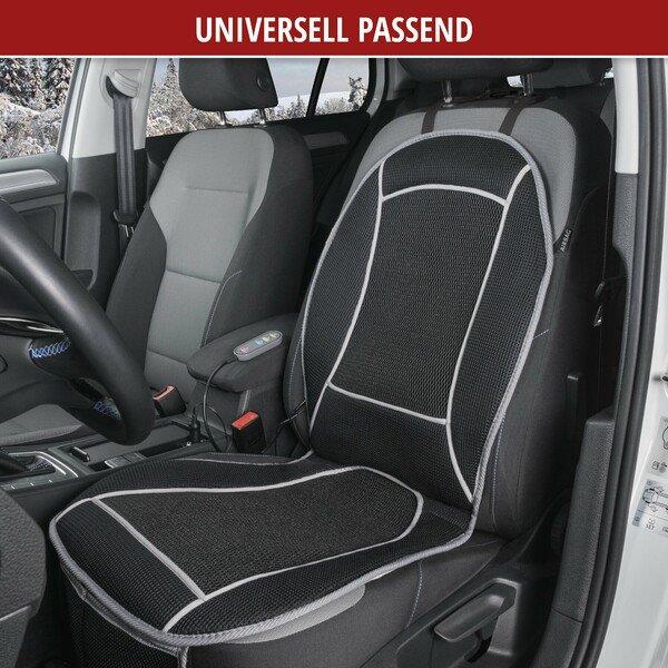 Autositz Heizkissen Sitzheizung Cool Heat mit Massagefunktion schwarz