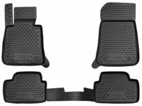 Rubber mats XTR for BMW 3 series (E90) year of construction 2004 - 2012
