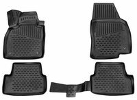 XTR rubber mats for VW Polo VI year 2017 - Today