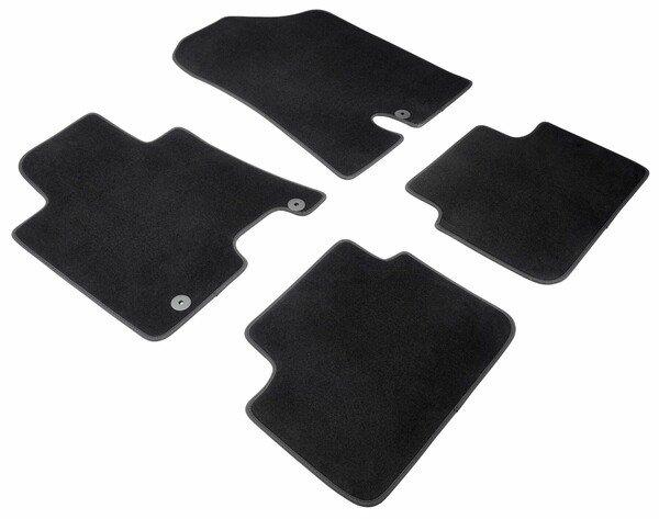 Premium Fußmatten für Hyundai i30 06/2011-Heute, i30 Kombi 06/2012-Heute, i30 Coupe 05/2013-Heute