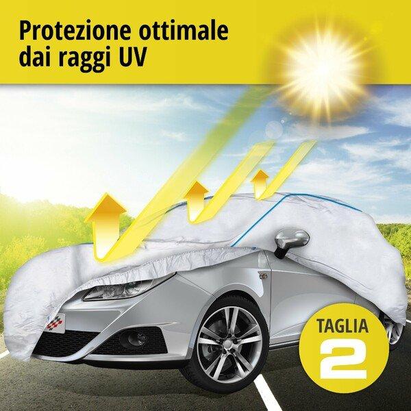 Telone protettivo Sun Reflect dimensioni 2 argento