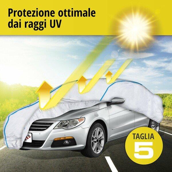 Telone protettivo Sun Reflect dimensioni 5 argento