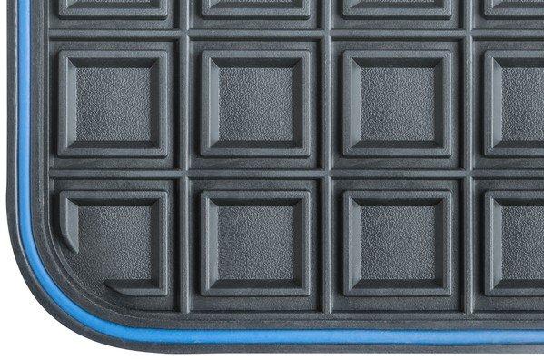 Gummimatte Blueline Premium Gr. R (Rückmatte)