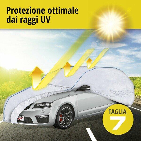 Telone protettivo Sun Reflect dimensioni 7 argento
