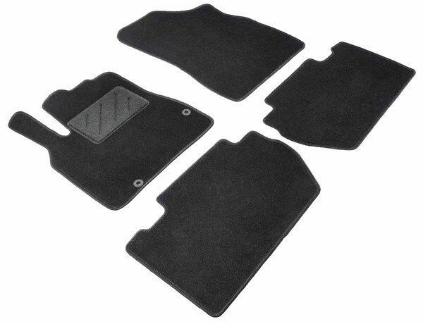 Fußmatten für Peugeot Partner/Partner Tepee 04/2008-Heute, 2-Sitzer