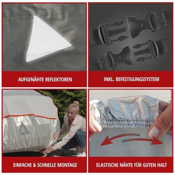 PKW Hagelschutzplane Perma Protect Größe XXL