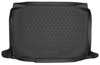 XTR boot liner for Skoda Fabia model year 12/2006 - 12/2014