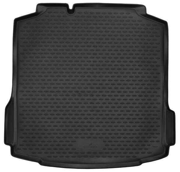 XTR Boot mat for Skoda Rapid Fastback year Facelift 2017 - Today