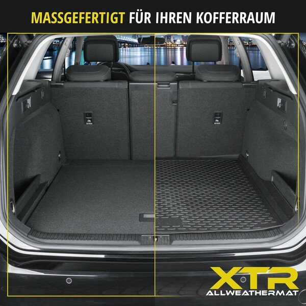 Kofferraumwanne XTR für VW Tiguan II (AD1) Baujahr 2016 - Heute