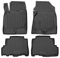 XTR rubber mats for Opel Antara year 05/2006 - Today