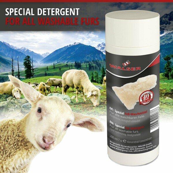 Special Fur Detergent