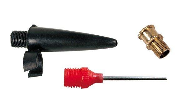 Pompe à pied - 1 cylindre pour bicyclette, voiture, moto, cyclomoteur, etc.