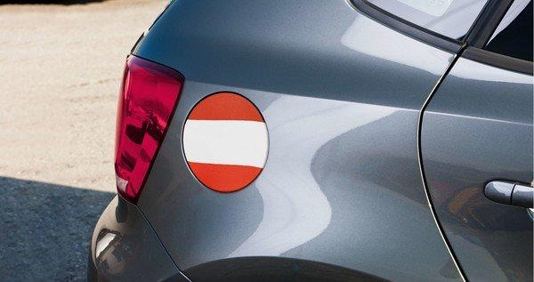 Tankdeckelabdeckung Österreich