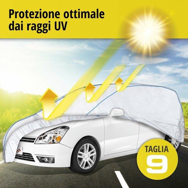 Telone protettivo Sun Reflect dimensioni 9 argento