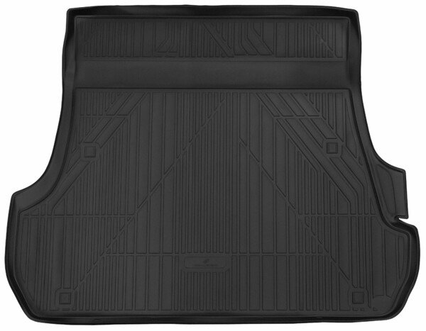 XTR Boot mat for Toyota Land Cruiser 200 (J20) 5 seats year Facelift 2012 - Today