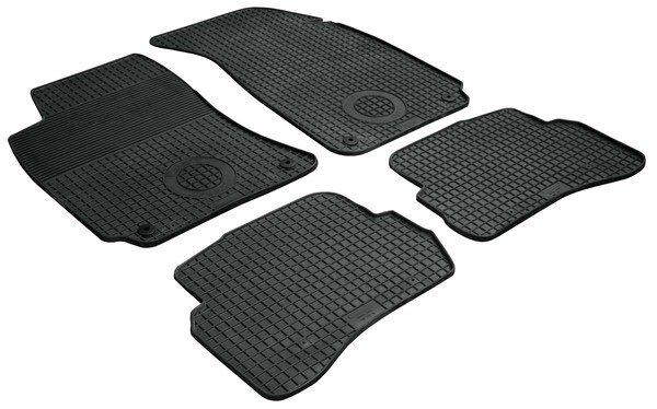 Floor mats for VW Passat year of construction 1997 - 2000