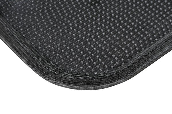 Tapis Matrix noir