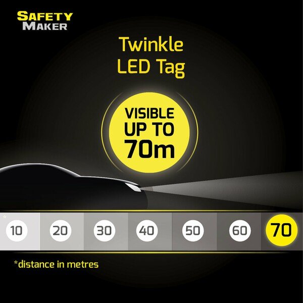 Twinkle LED Pendant pink
