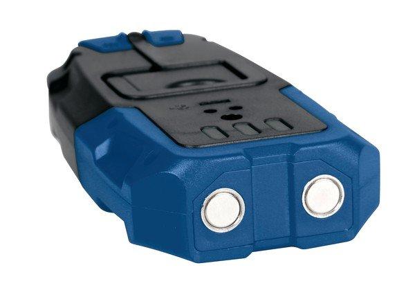Wiederaufladbares LED Inspektionslicht 12/24/230V