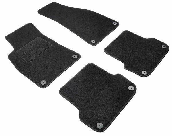 Fußmatten für Audi A4 Quattro (11/2000-10/2007), A4 Avant (09/2001-04/2008)