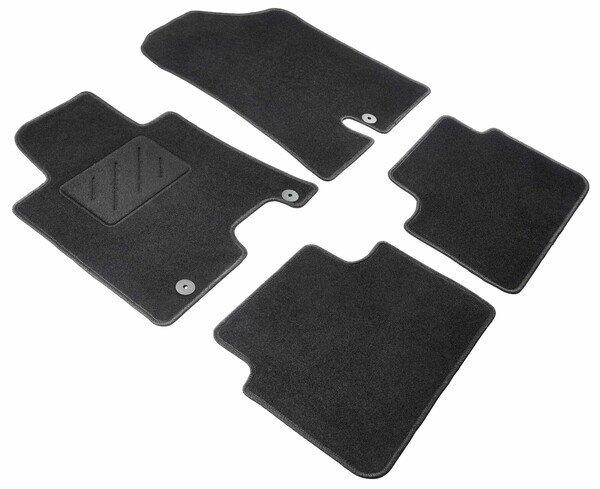 Fußmatten für Hyundai i30 06/2011-Heute, i30 Kombi 06/2012-Heute, i30 Coupe 05/2013-Heute