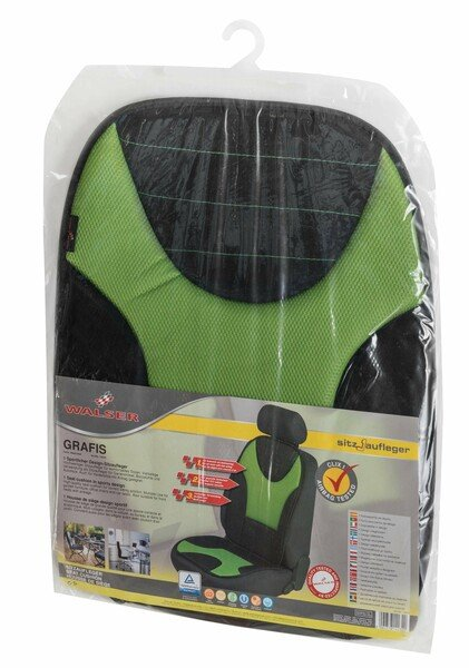 Car Seat cover Grafis green