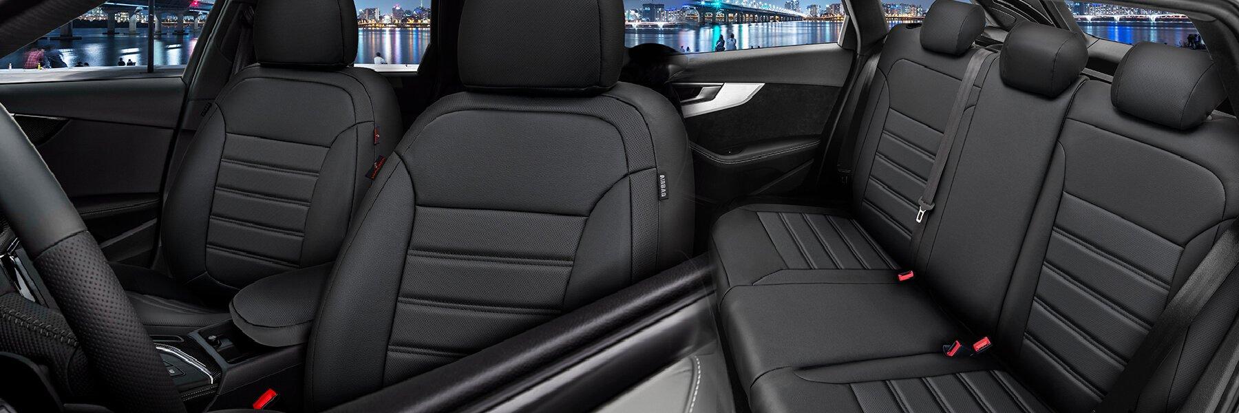 Mitsubishi Pajero Schonbezüge Sitzbezug  Sitzbezüge Fahrer /& Beifahrer 02