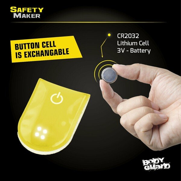 Reflector Multilight L yellow
