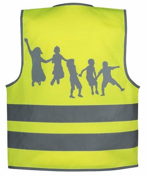 Sicherheitsweste 7-14 Jahre Jumping Kids