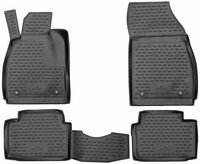 XTR rubber mats for Opel Insignia A year 2008 - 2017