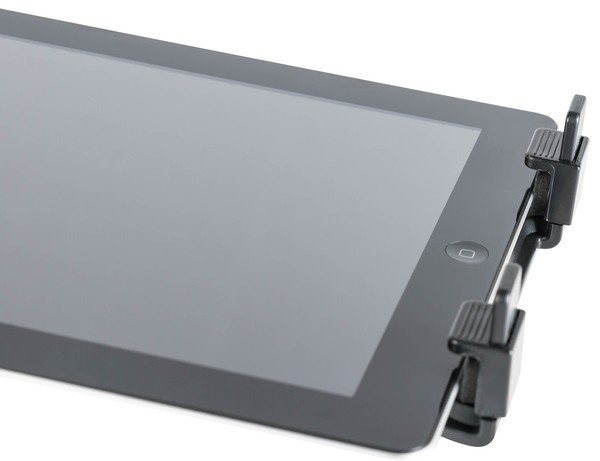 Premium PKW Tablet Halterung mit Saugnapf passend bis 10 Zoll Tablets