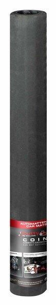 Tapis de voiture Coin 100x250 cm universel noir
